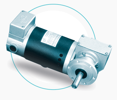 Industrial DC And Automation Motors | Rotomag com